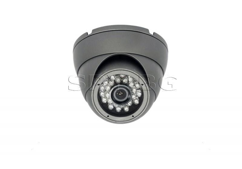 Куполна камера LONGSE за външен монтаж 2MP