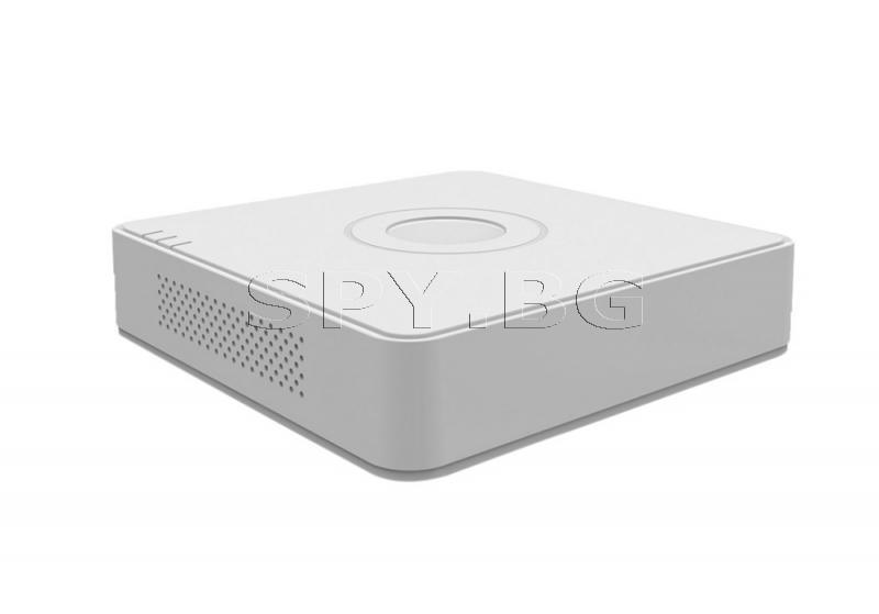 4-канален HIKVISION цифров рекордер до 2MP