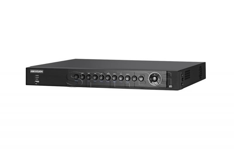 4-канален HIKVISION цифров рекордер до 3MP + 4IP