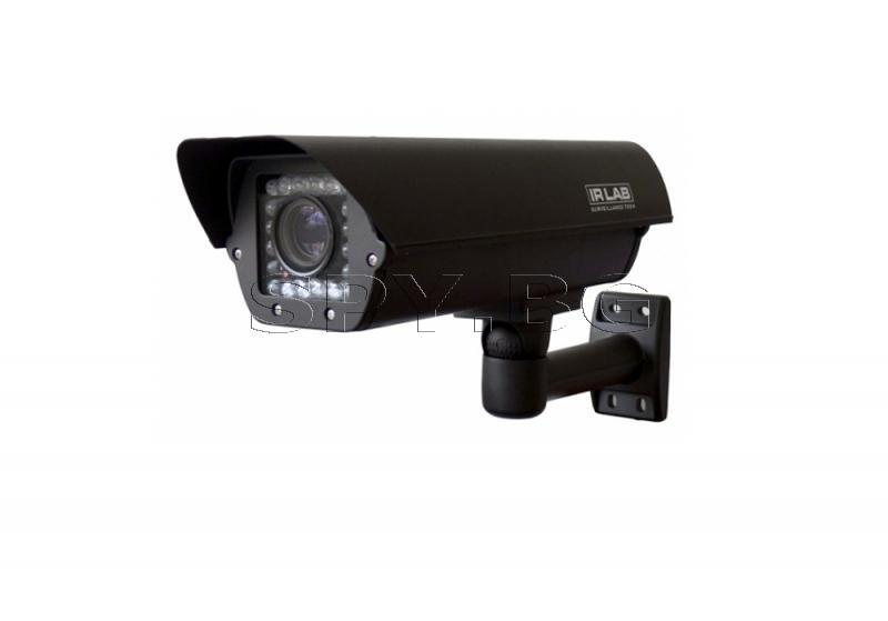 Камера за разпознаване на рег. табели на МПС - IR LAB