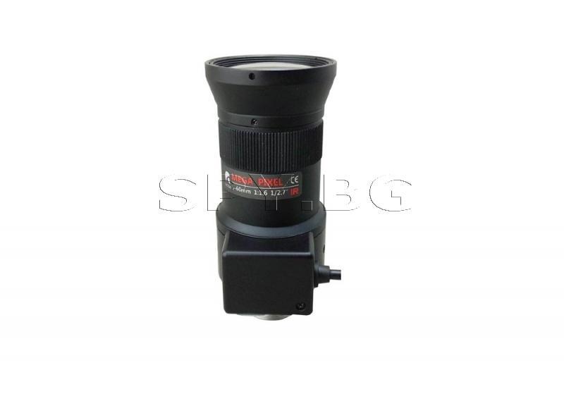 Варифокален обектив 5.0-60.0mm Ricom