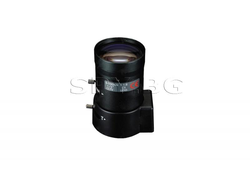 Варифокален обектив 5.0-100.0mm Ricom