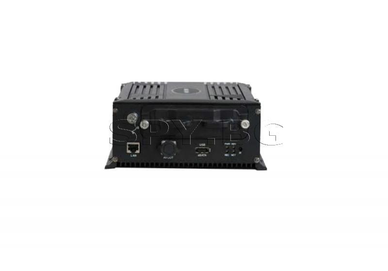 Видеорекордер за превозни средства с 3G/GPRS модул HIKVISION
