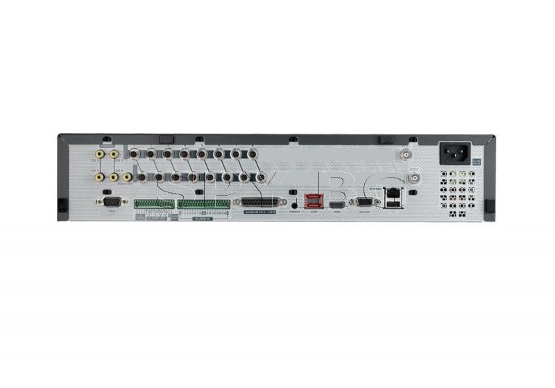 8-канален 1280H цифров рекордер 1TB Samsung