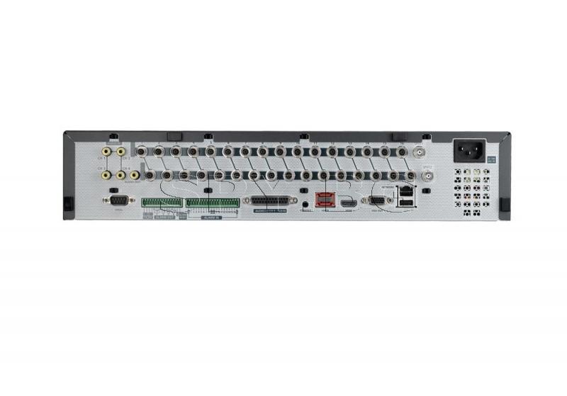 16-канален 1280H цифров рекордер 1TB Samsung