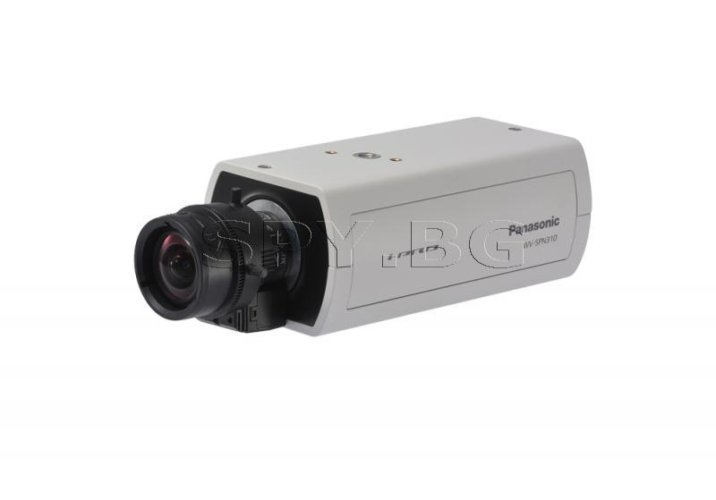 HD корпусна IP камера Panasonic