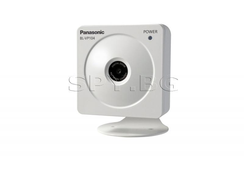 Компактна IP камера Panasonic