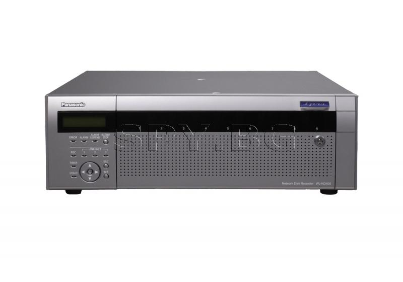 64-канален мрежов рекордер Panasonic