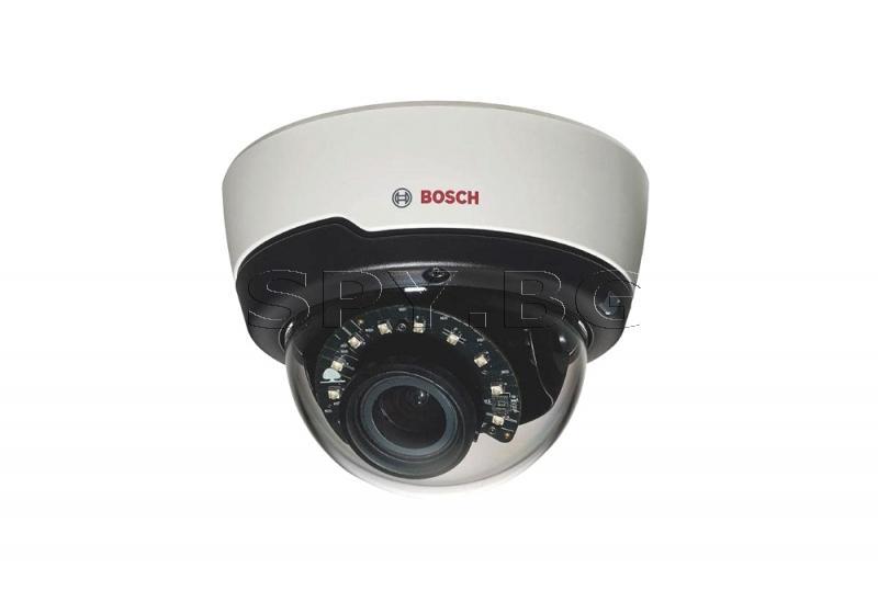Куполна IP камера BOSCH HD 720p