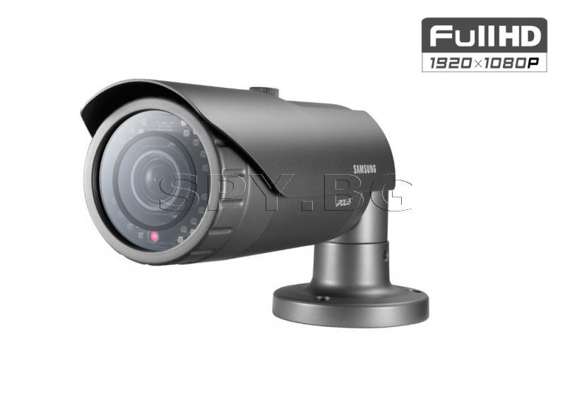 FullHD IP камера Ден/Нощ с IR осветление Samsung
