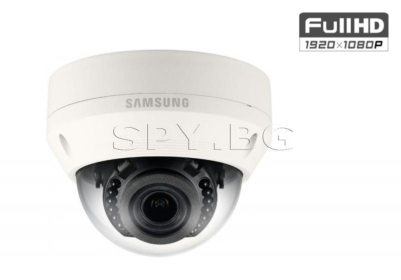 Full HD куполна IP камера Samsung
