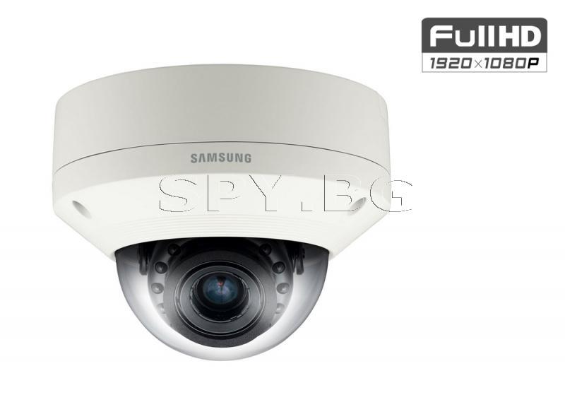FullHD куполна IP камера Ден/Нощ Samsung