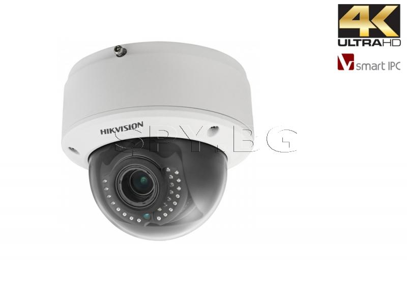 8MP IP камера Ден/Нощ HIKVISION
