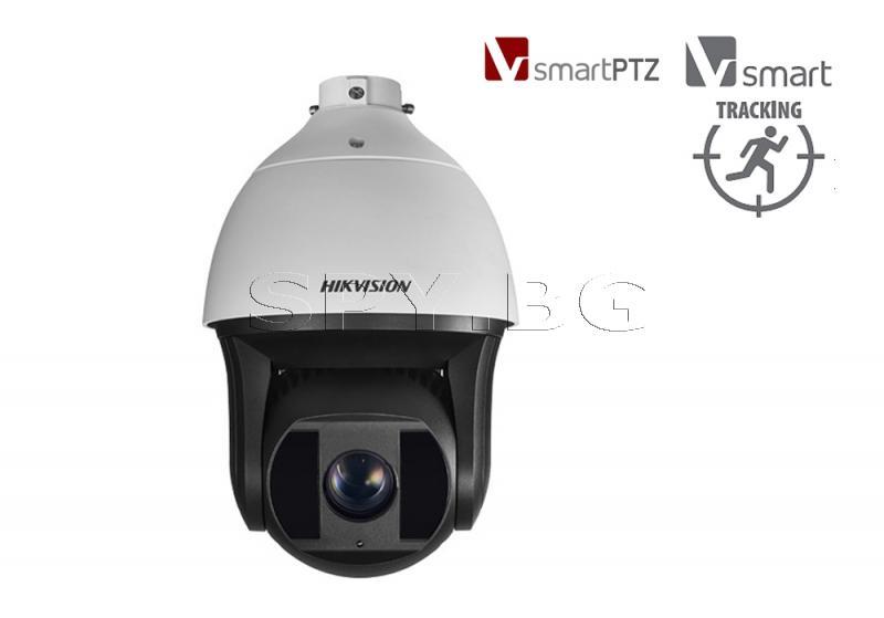 3MP Управляема IP PTZ камера с IR осветление HIKVISION