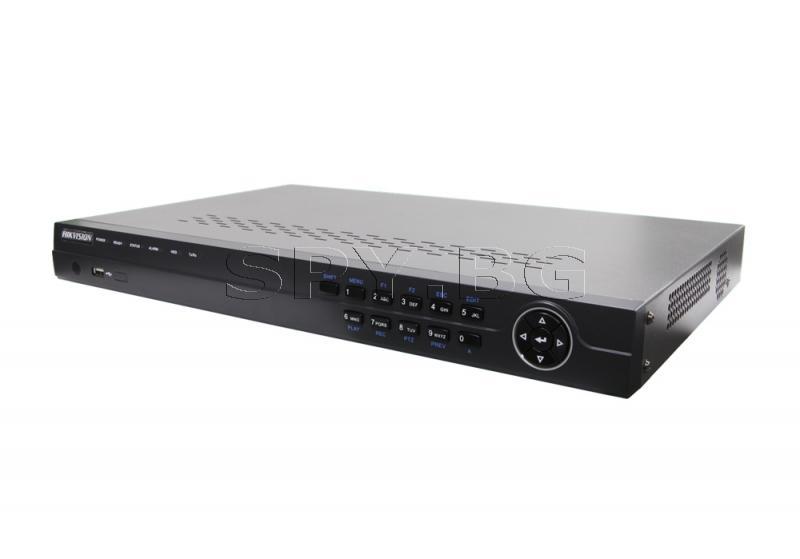 32-канален мрежов рекордер запис до 6MPx HIKVISION