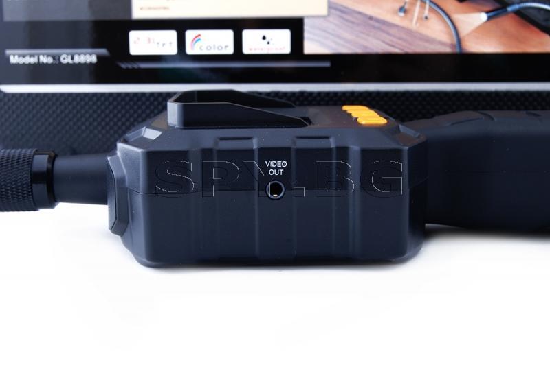 Ендоскоп с изход за монитор