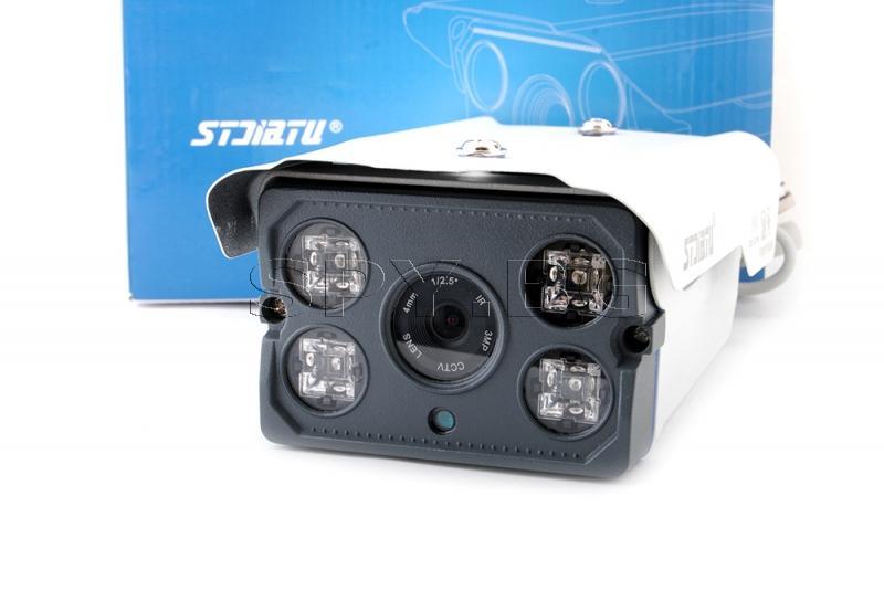 Камера 1200 линии за външен монтаж
