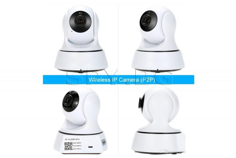 Wi-Fi IP камера 720Р