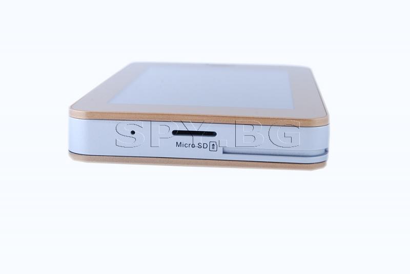 Android шпионка с GSM модул
