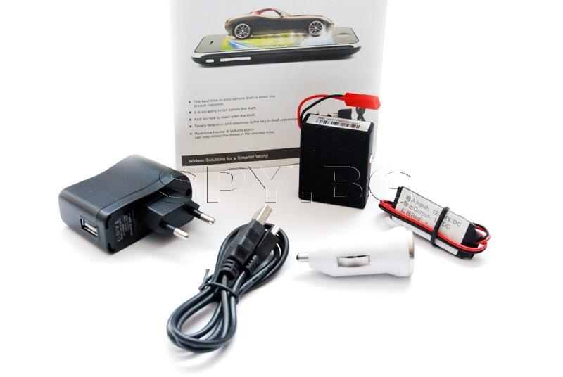 A-GPS тракер за автомобил