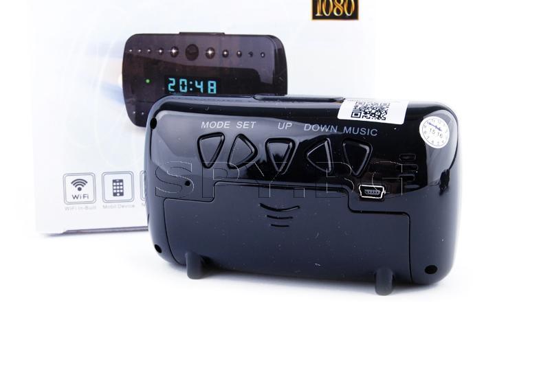 IP камера в будилник, 1080P