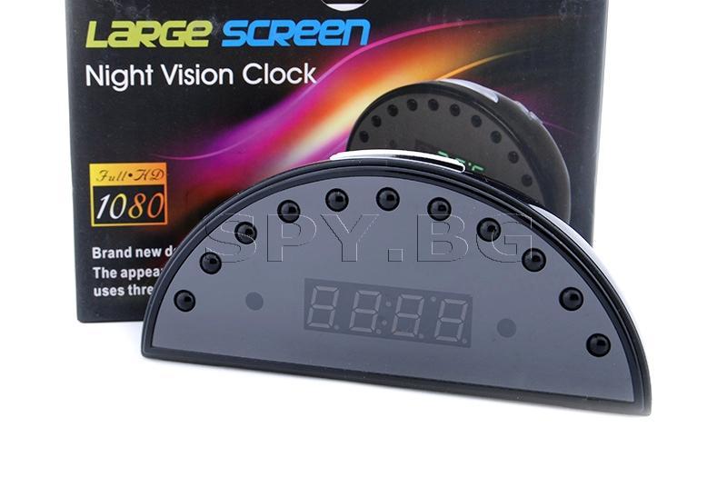 Часовник, IP камера 1080Р