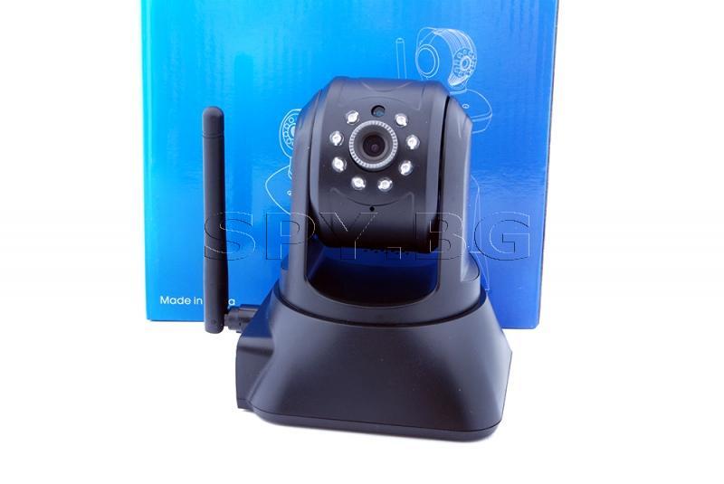 IP камера за вътрешен монтаж