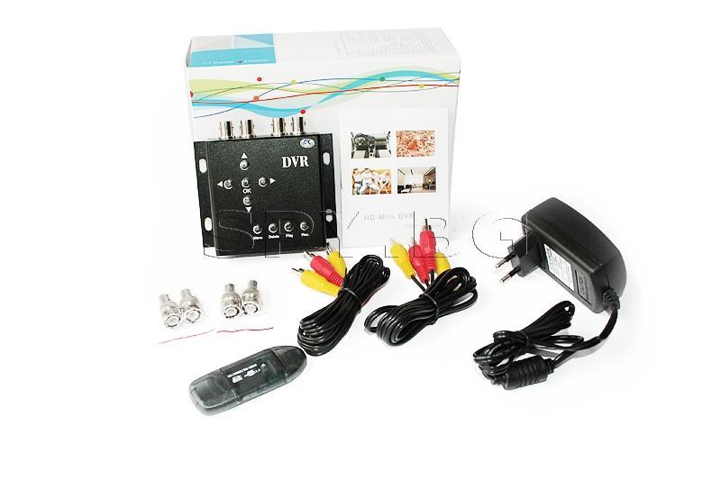 Видеорекордер за жични камери