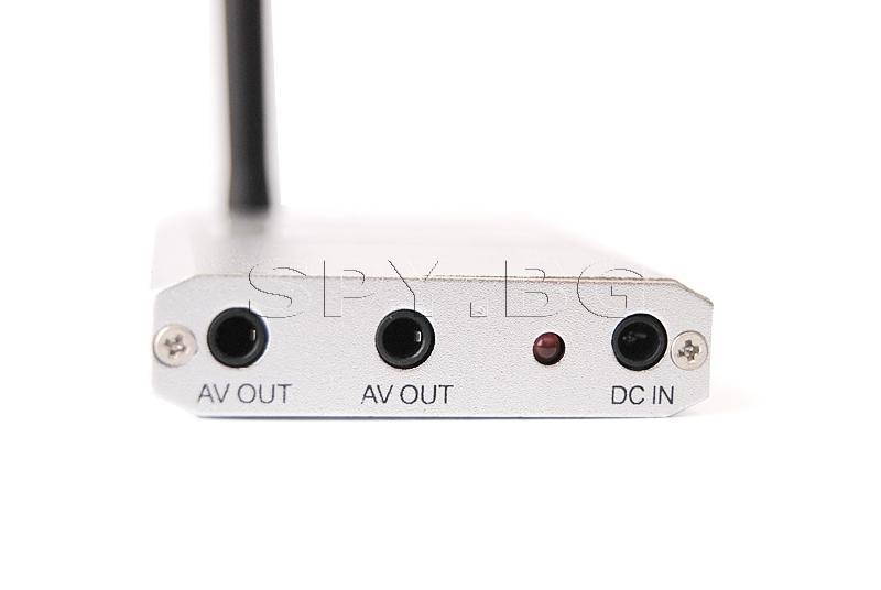 Приемник за безжични камери 2.3/2.4 GHz