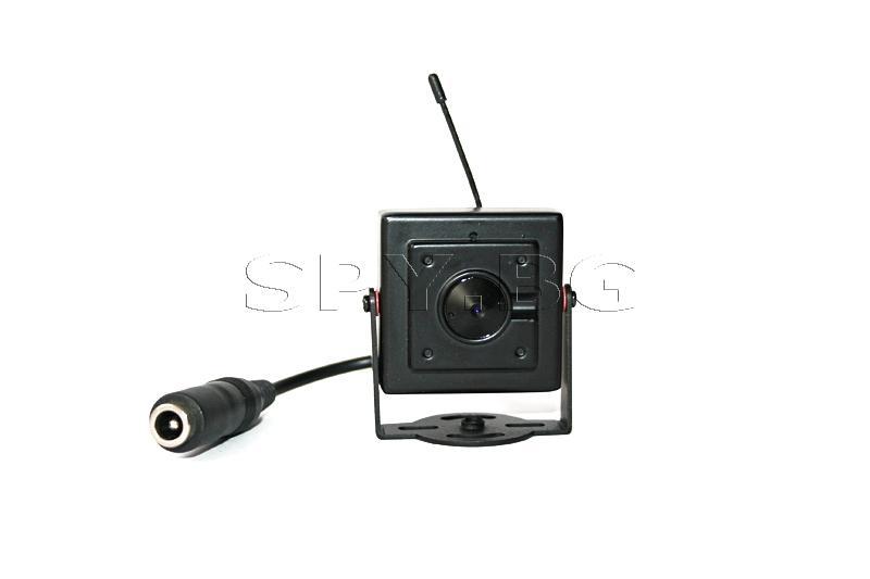 Безжична камера 2.4 GHz, 1/4 инча CCD