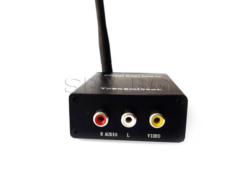 Безжичен предавател 2W