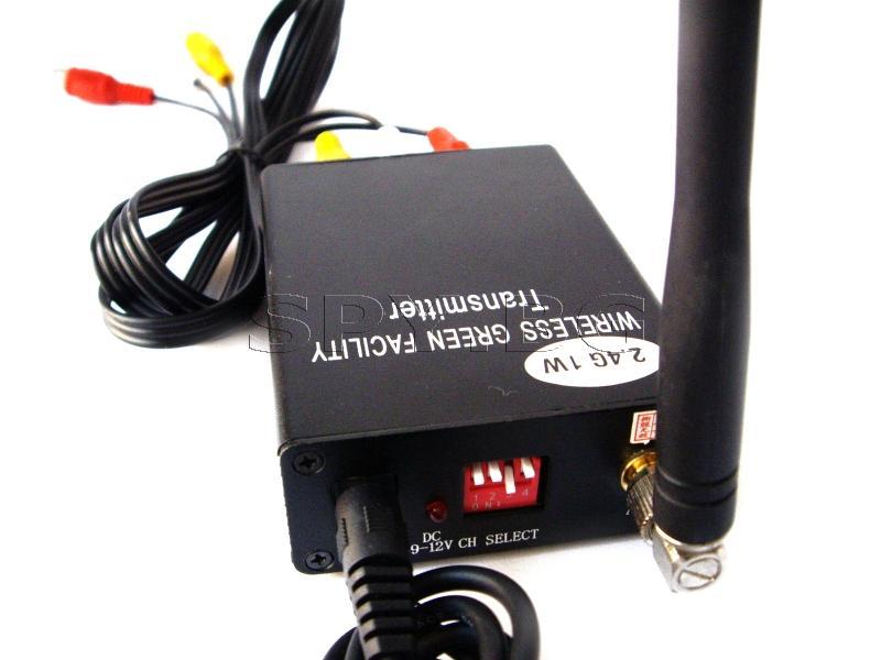 Безжичен предавател 1W