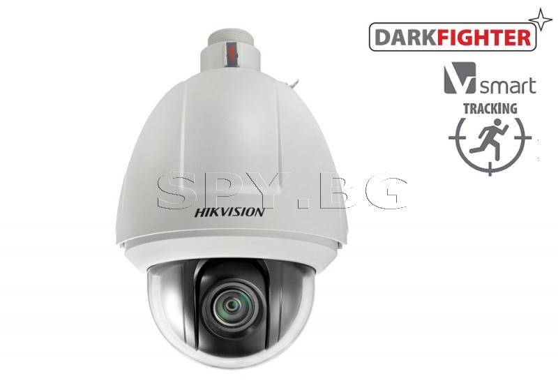 Управляема Ultra Low Light IP PTZ камера 2MP HIKVISION