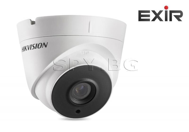 Куполна камера 4в1 1MP EXIR HIKVISION