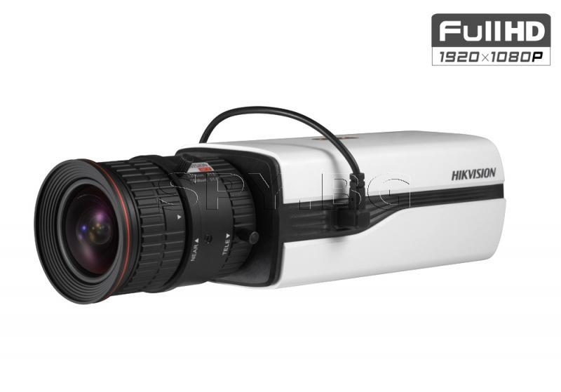 HD-TVI корпусна камера 2MP HIKVISION