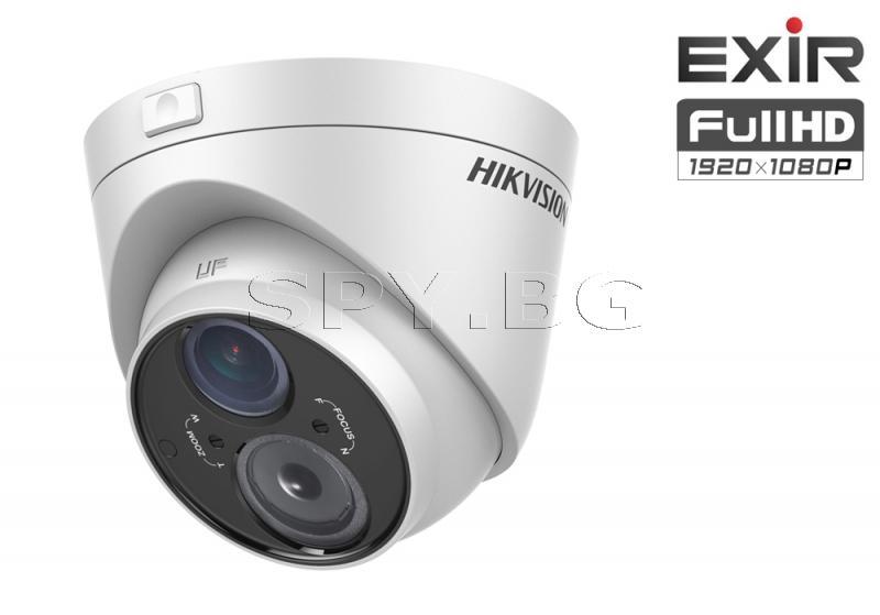 Kуполна камера 2MP - EXIR технология HIKVISION