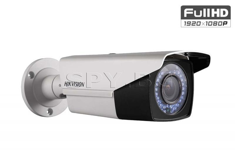 Kорпусна камера 2MP с обектив 2.8~12 мм HIKVISION