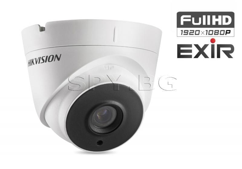 4в1 HD-TVI камера 2MP HIKVISION