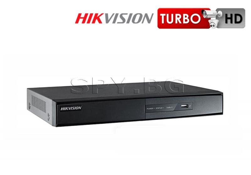 16-канален HD-TVI/IP рекордер HIKVISION до 2MP
