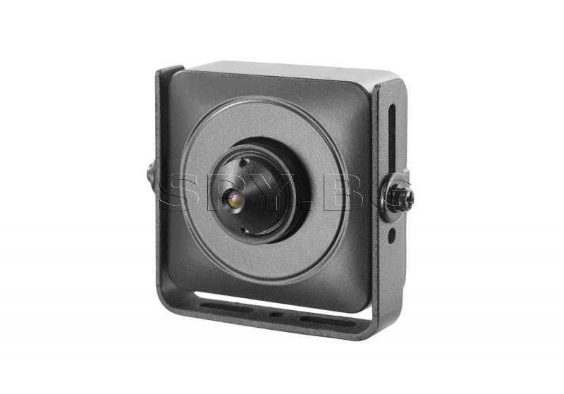 Мини камера HD-TVI 2MP HIKVISION