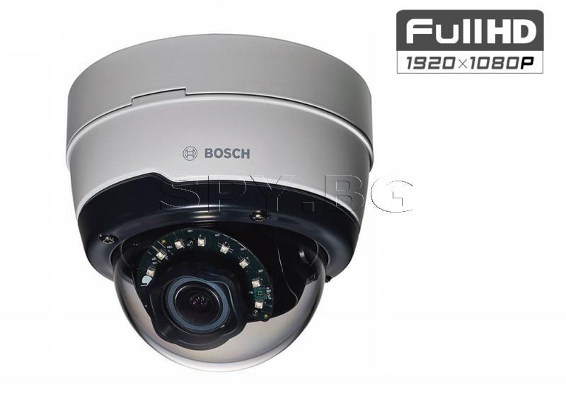 FullHD куполна IP камера Ден/Нощ 1080p BOSCH