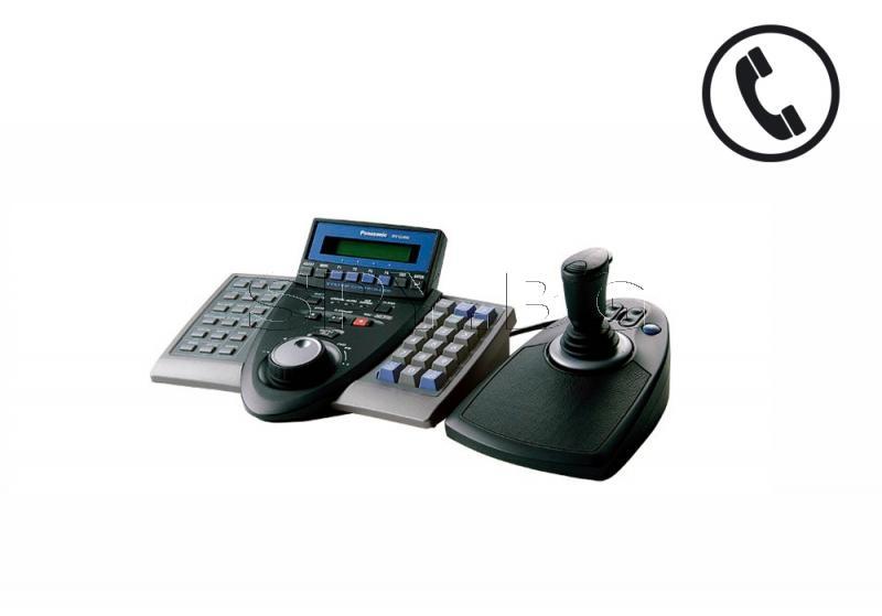 Управляваща мрежова клавиатура Panasonic