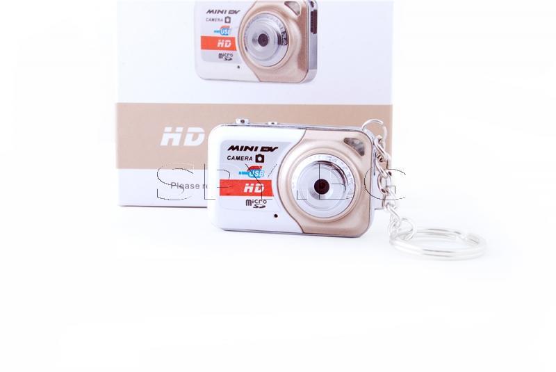 Мини фотоапарат с висока резолюция
