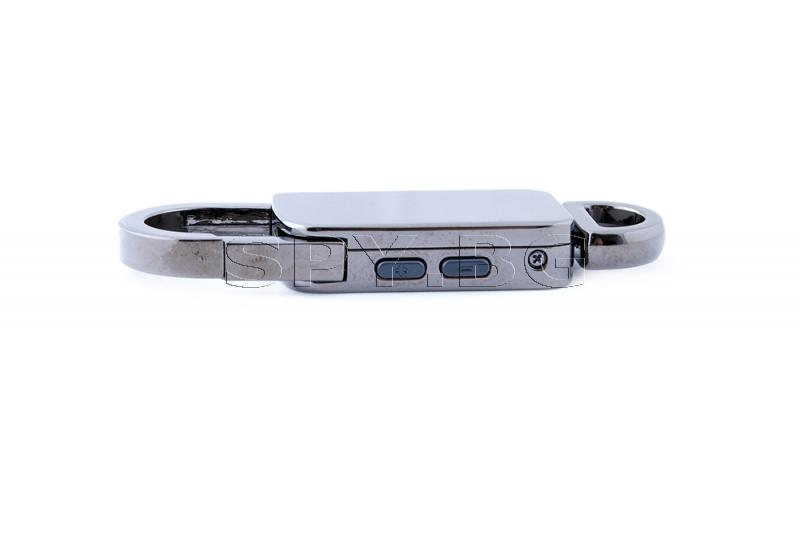 Аудиорекордер - ключодържател 8GB - 24 часа