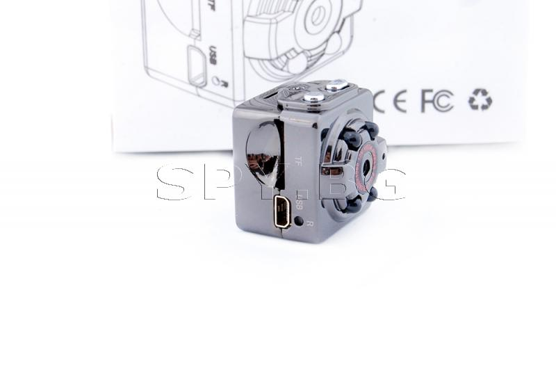 Мини камера с IR диоди