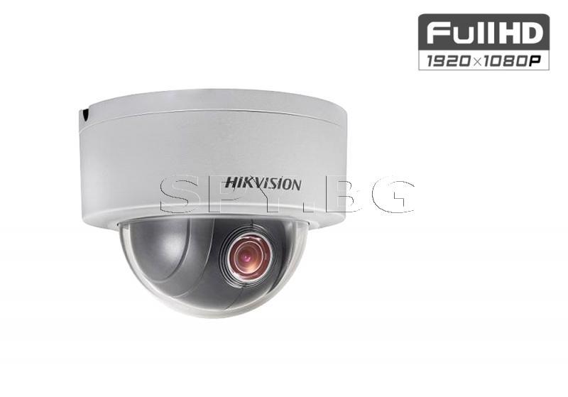 Управляема IP PTZ камера Ден/Нощ 2MP FullHD HIKVISION