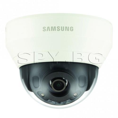 4MP куполна IP камера с IR осветление до 20м SAMSUNG