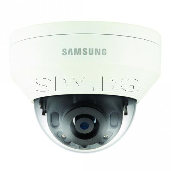 4MP вандалоустойчива IP камера с IR осветление до 30м SAMSUNG