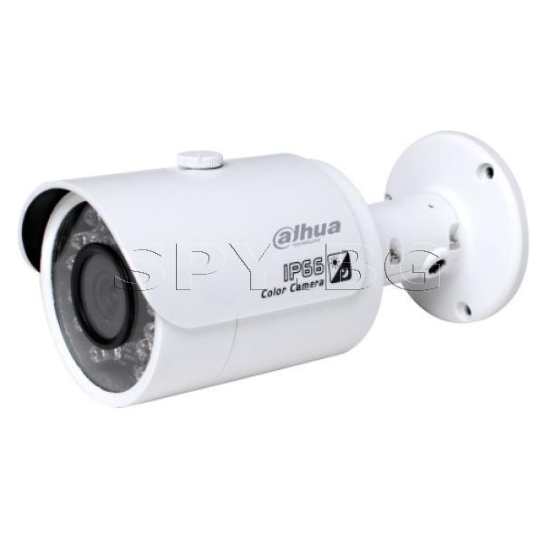 4MP IP водоустойчива  камера с IR осветление до 30 метра Dahua