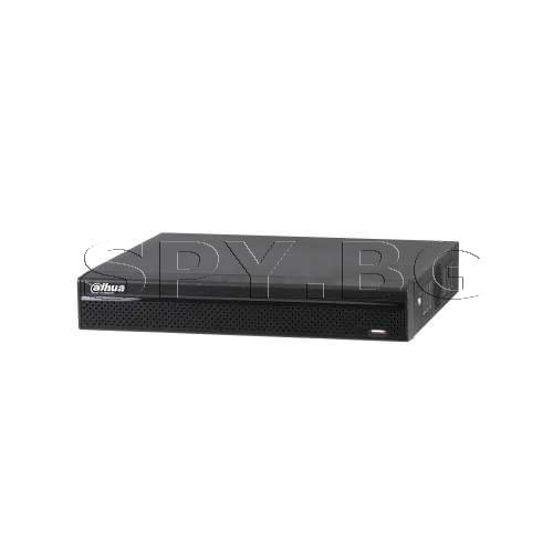 16-канален Pentabrid HCVR  IP камери до 5МP Dahua